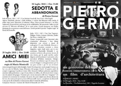Rassegna cinematografica estiva: Pietro Germi.